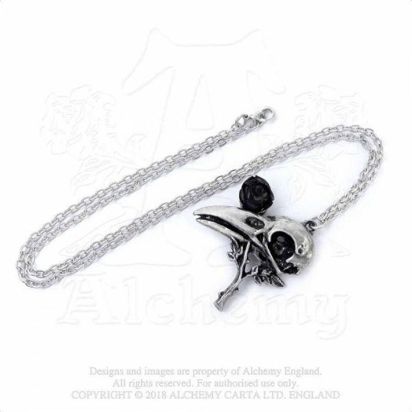 Halskette Rose Garden Collection - Quietus Rose