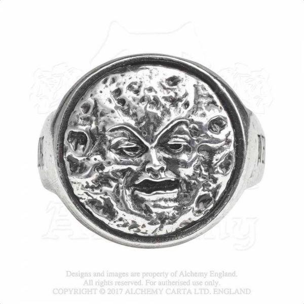 M'era Luna Ring - Man in the Moon