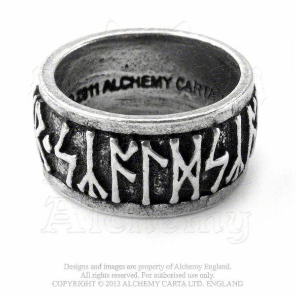 Bandring in keltischem Design - Runeband