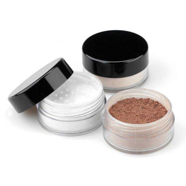 Puder Make Up Body Glow