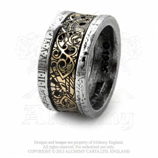 Steampunk Ring - Induction Principle