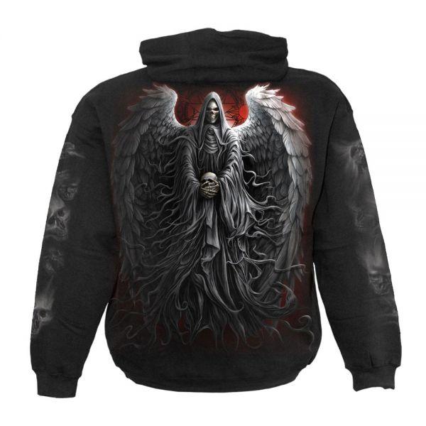 Daily Goth Todesengel Kapuzenpullover - Death Robe