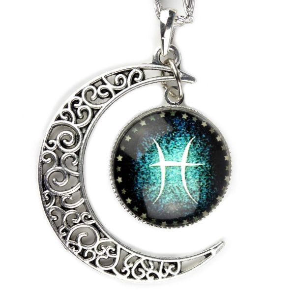 Schmuckset im Mystik Style - Beautiful Moon