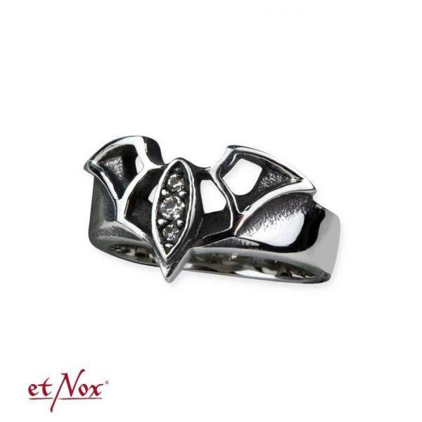 Fledermaus Ring im Gothic Style