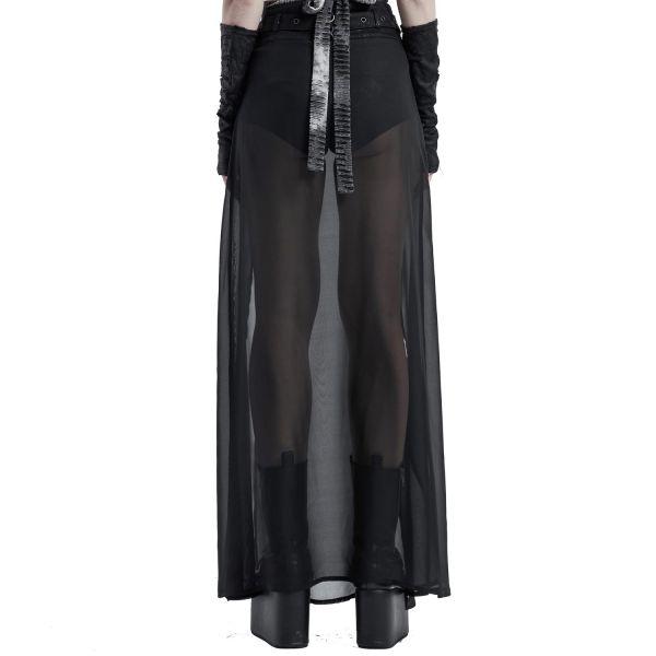 Hotpants mit abnehmbarem Taillengürtel und Tüllrock