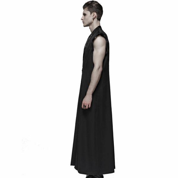 Futuristische Dark Monk Kutte im Asia Style